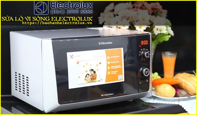 sửa lò vi sóng electtrolux