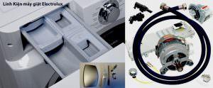 Cung cấp linh kiện máy giặt Electrolux