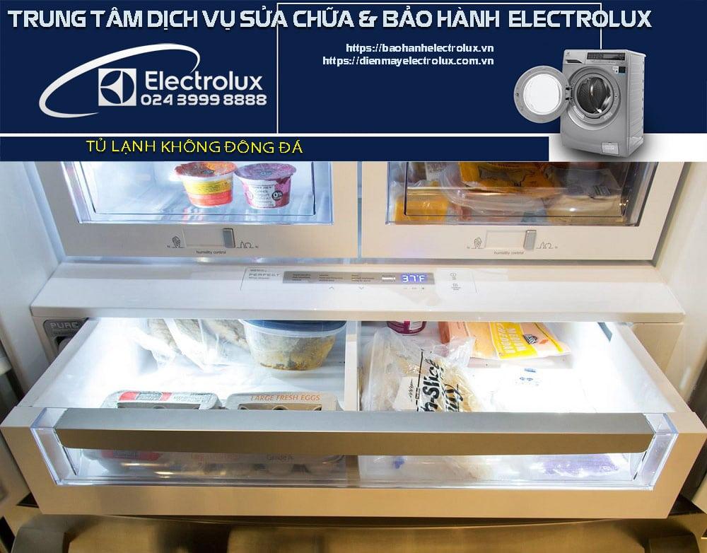 Tủ lạnh không đông đá, nguyên nhân do đâu?
