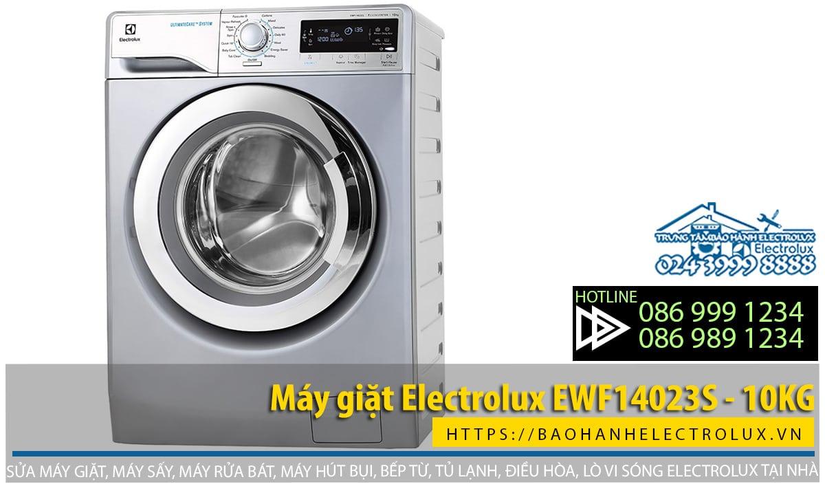 Máy giặt Electrolux EWF14023S - 10KG - Sửa Máy Giặt Electrolux - Bảo Hành  Electrolux