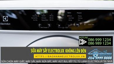 Trung tâm bảo hành Electrolux nhận sửa máy sấy eletrolux không lên đèn nhanh chóng