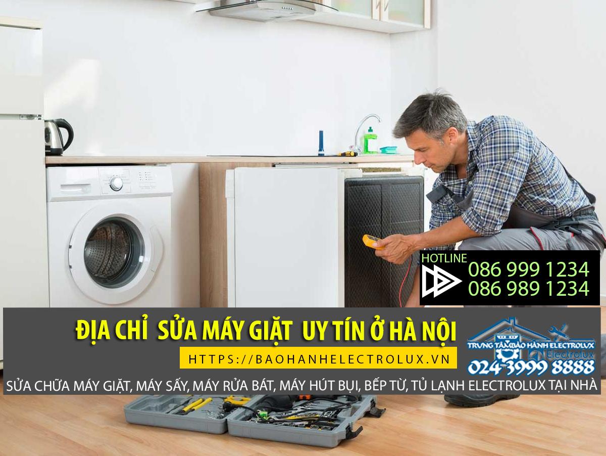 địa chỉ sửa máy giặt uy tín ở hà nội