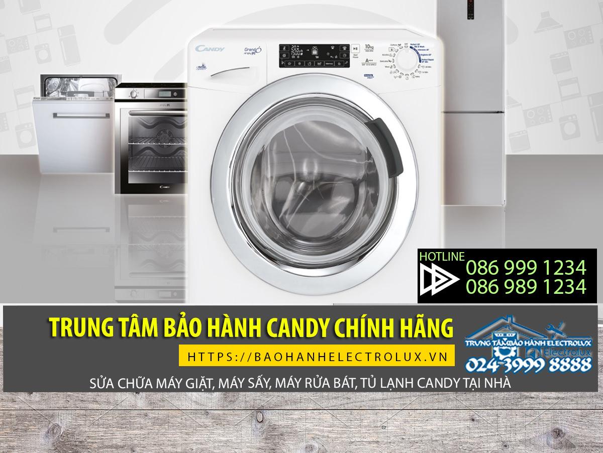 Trung tâm bảo hành Candy chính hãng, uy tín tại Hà Nội