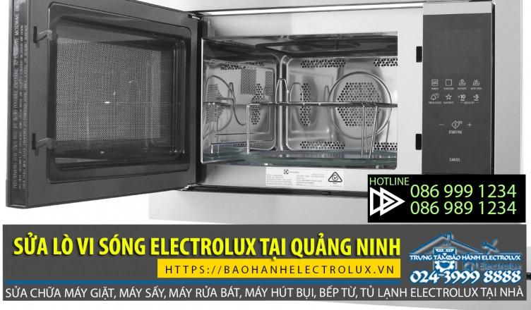 Địa chỉ sửa lò vi sóng Electrolux tại Quảng Ninh giá rẻ