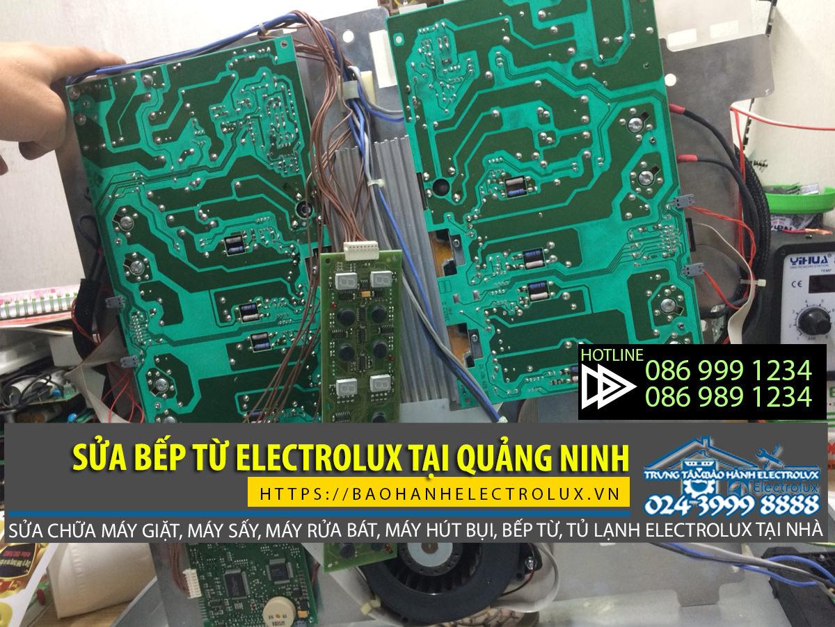 Dịch vụ sửa bếp từ Electrolux tại Quảng Ninh