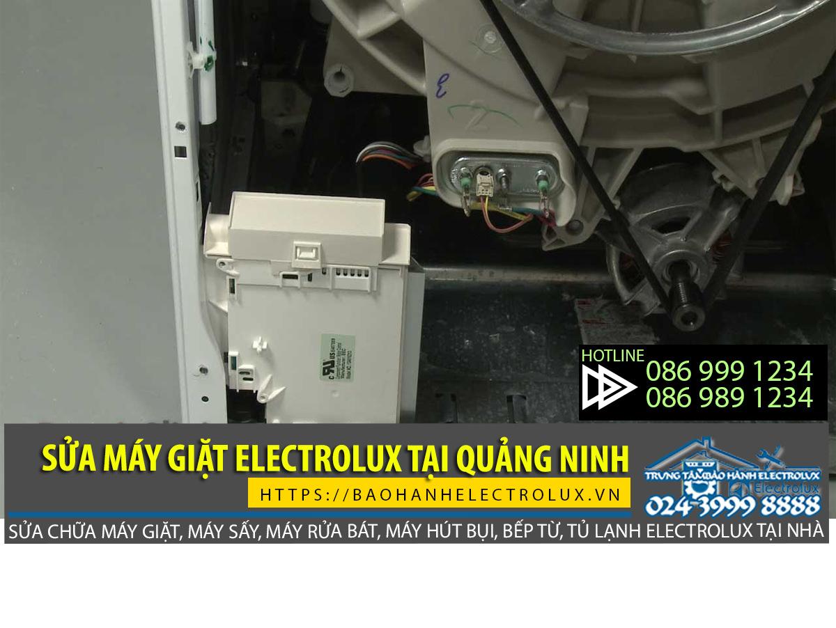 Tìm dịch vụ sửa máy giặt Electrolux tại Quảng Ninh