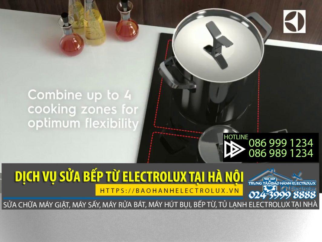 Dịch vụ sửa bếp từ Electrolux uy tín, chuyên nghiệp tại Hà Nội