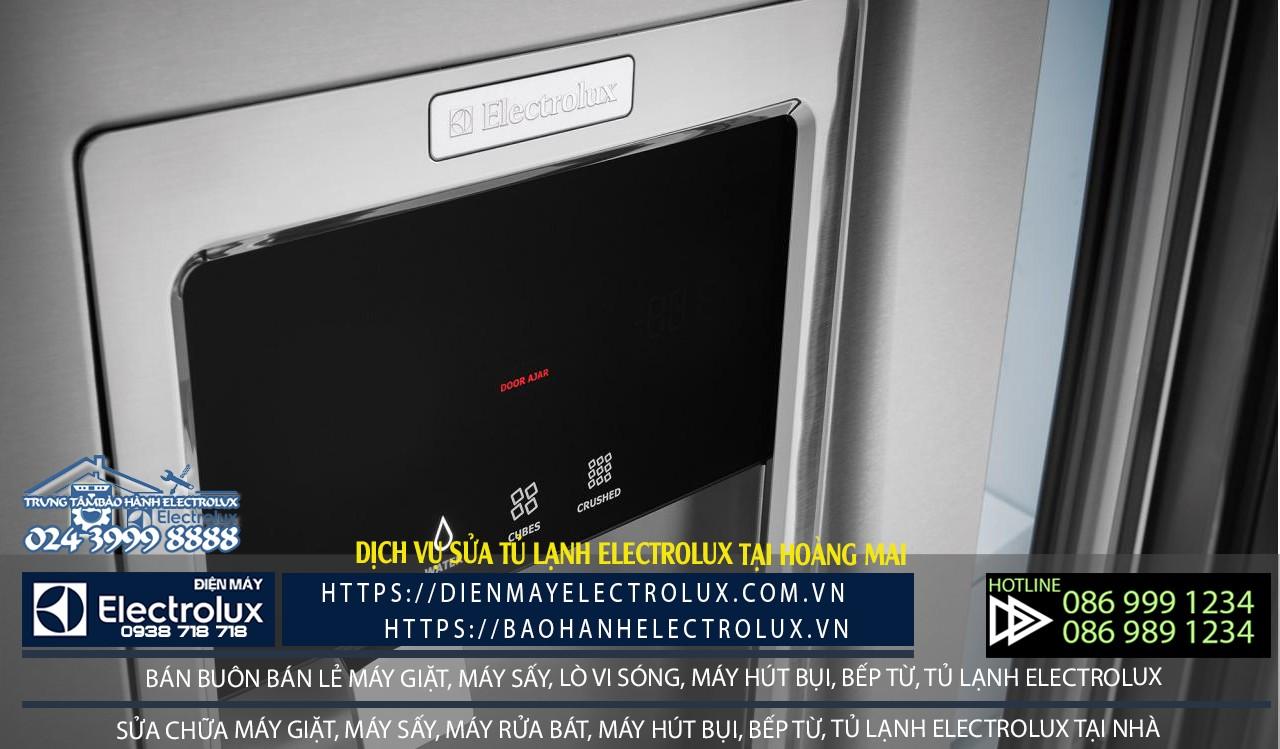 sửa tủ lạnh Electrolux tại Hoàng Mai