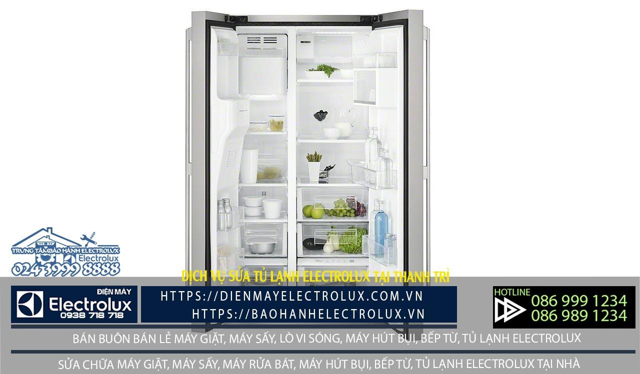 Dịch vụ sửa tủ lạnh Electrolux tại Thanh Trì