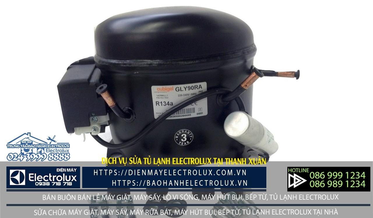 sửa tủ lạnh Electrolux tại Thanh Xuân