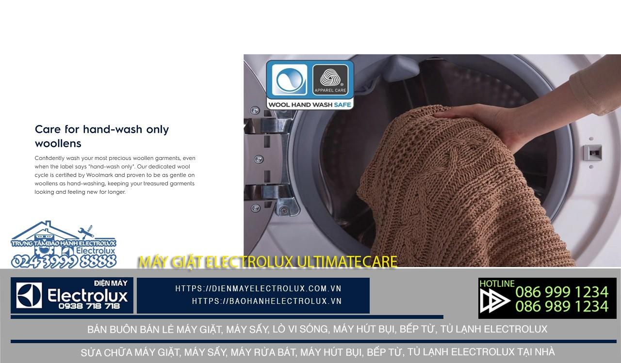 Máy giặt Electrolux UltimateCare 800